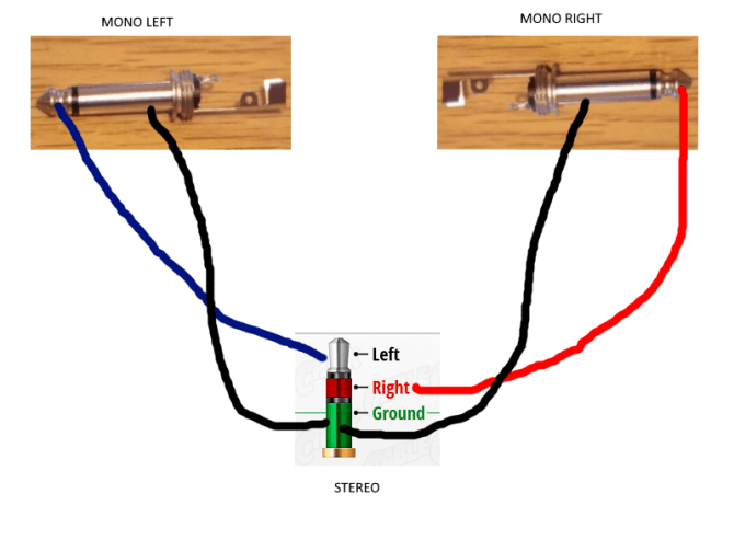 3 5mm 4 connector plug wiring diagram  02 chevy impala
