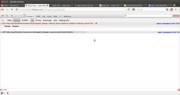 php - Ajax shows no response where server returns result ...