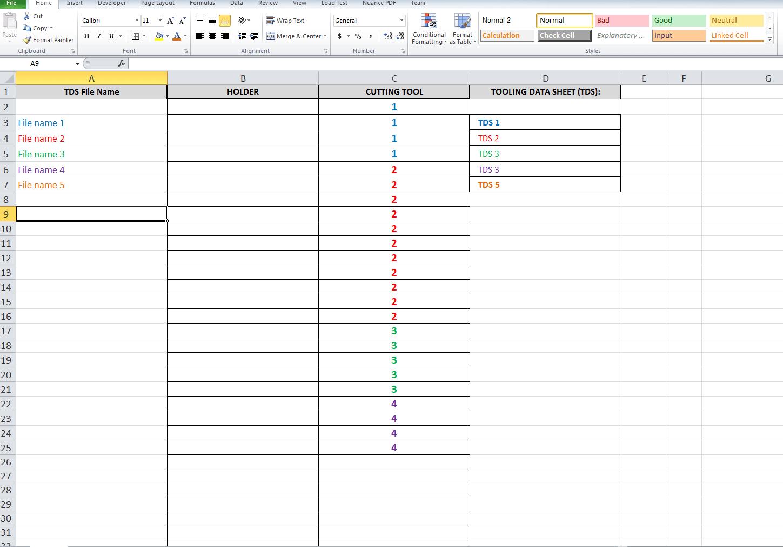 Excel Se Rch Column He Der Copy Column Nd P Ste To M Ster