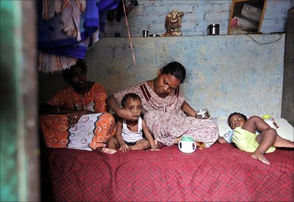 Povertà India