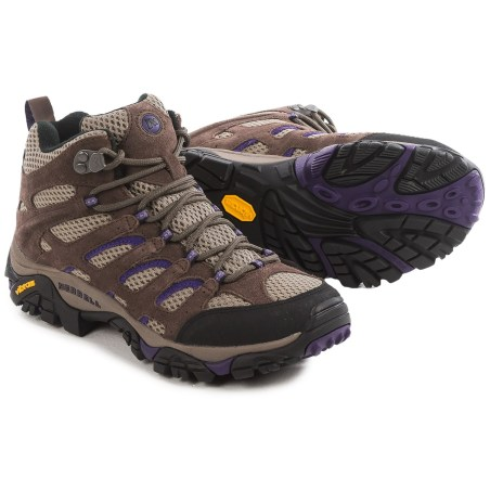 Image result for Merrell Women's Moab Ventilator Mid Hiking Boot