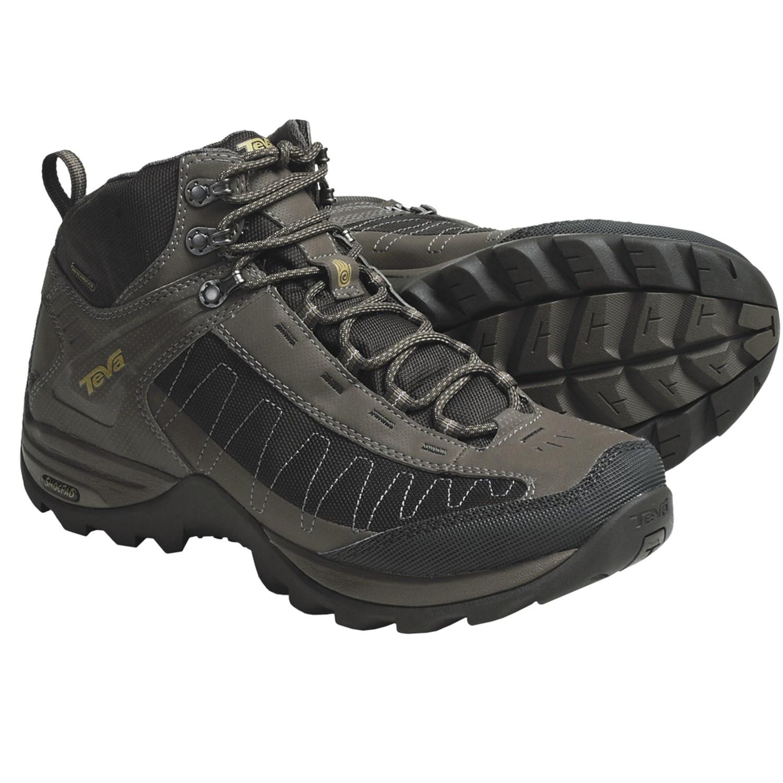 Men Boots Teva Hiking