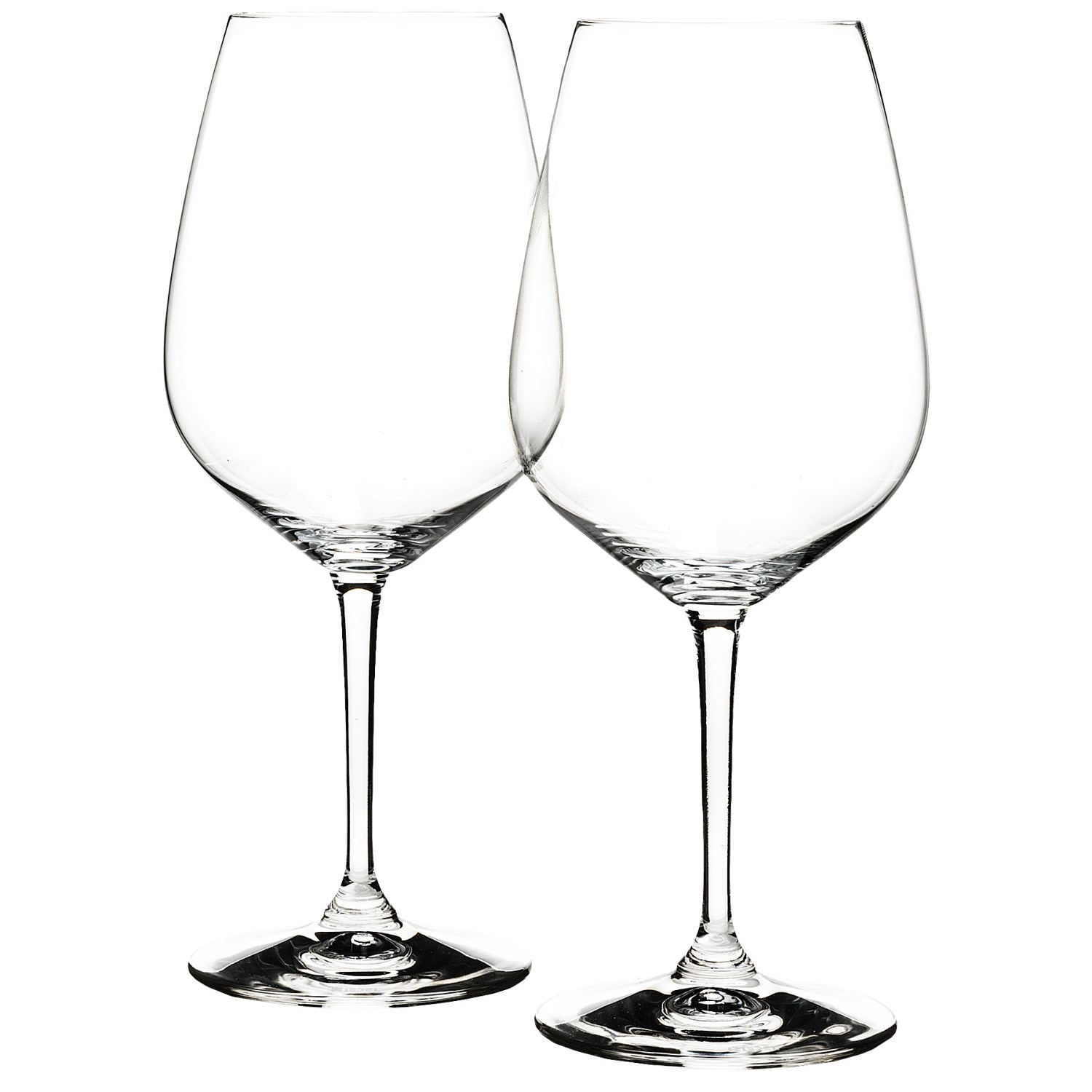 Riedel Heart To Heart Cabernet Wine Glasses