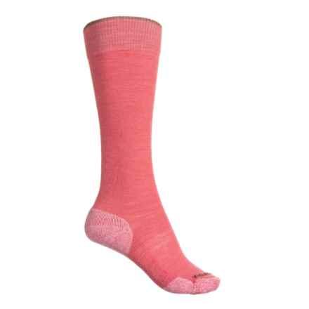 Smartwool Basic Knee High Socks Merino Wool Over The Calf For Women