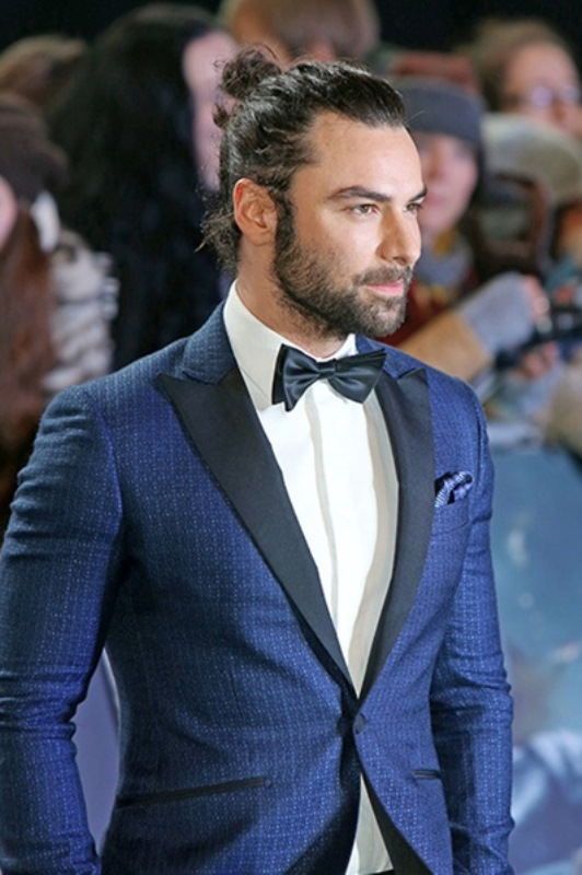 17 Sexiest Ways To Pull Off A Man Bun Styleoholic