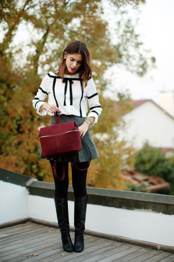 15 Preppy And Chic Back To School Outfits Styleoholic