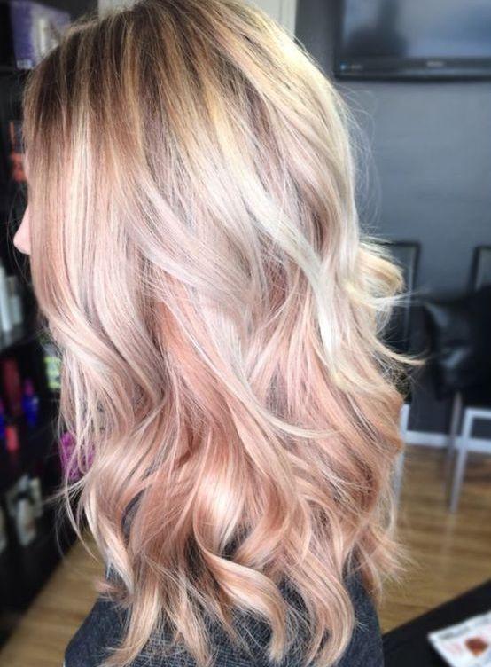 Blonde Hair Light Brown Lowlights