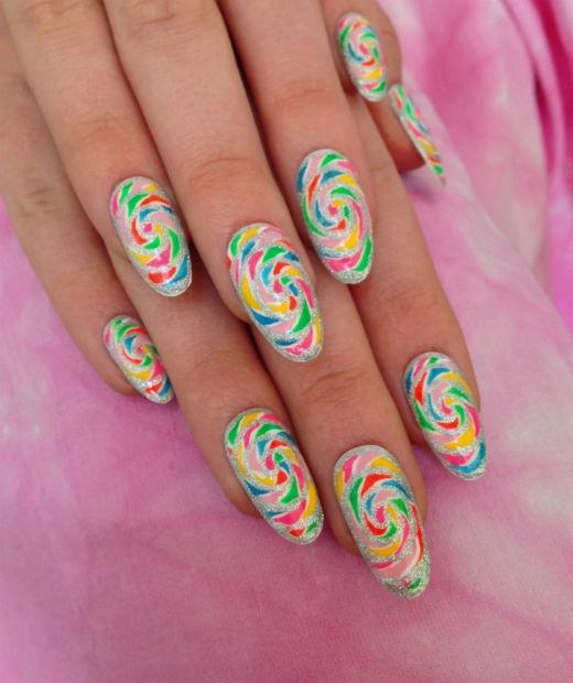 Nail Polish Designs Easy Cute Nails For Women