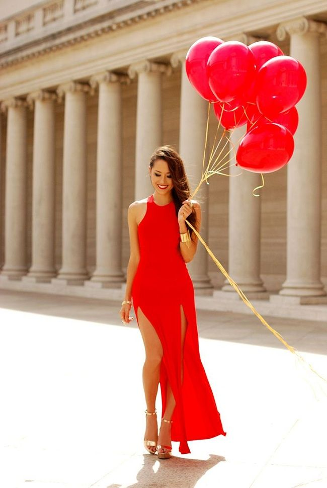 Picture Of Sexy Valentines Date Outfits For Girls 9