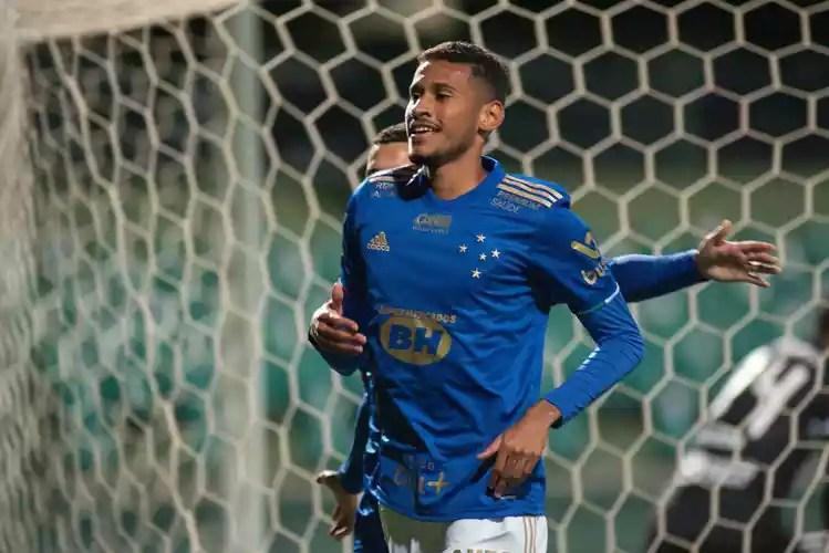 Photos of Coritiba x Cruzeiro, in est