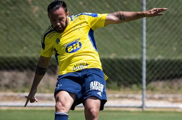 (Photo: Gustavo Aleixo/Cruzeiro)