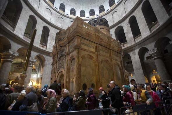 Hz. İsa'nın mezarı açılınca ortaya çıktı! - Sayfa 5