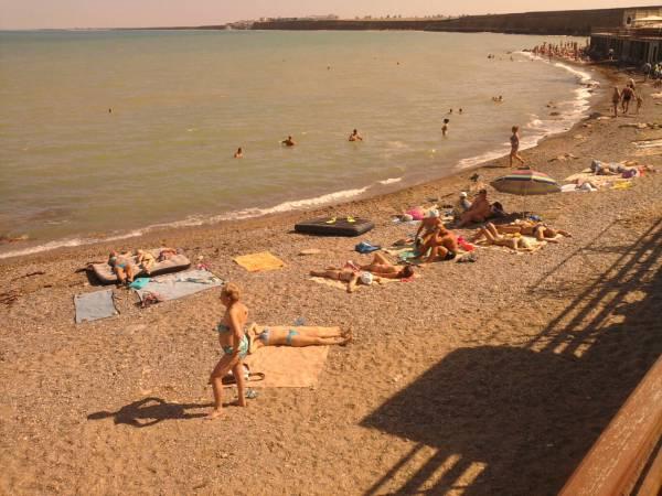 Фото частное пляж