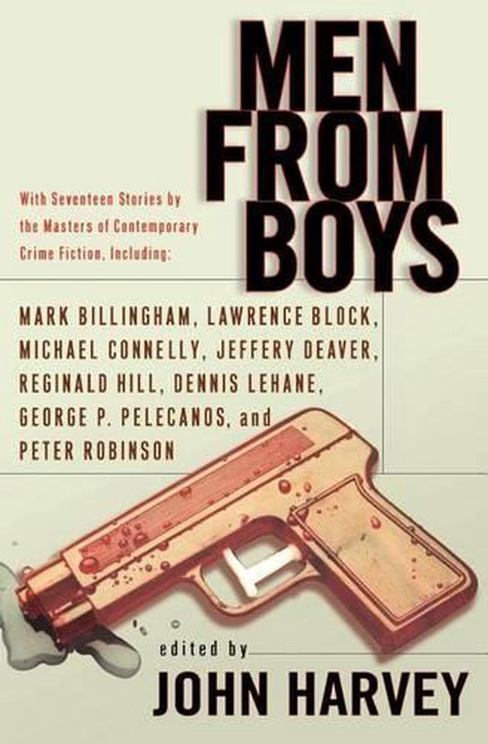 Boys Harvey By John 9780060762858 Paperback Shipping