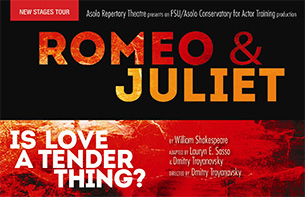 Romeo and Juliet presented by South Miami-Dade Cultural Arts Center / Culture Shock tickets are valid for students ages 13 - 22