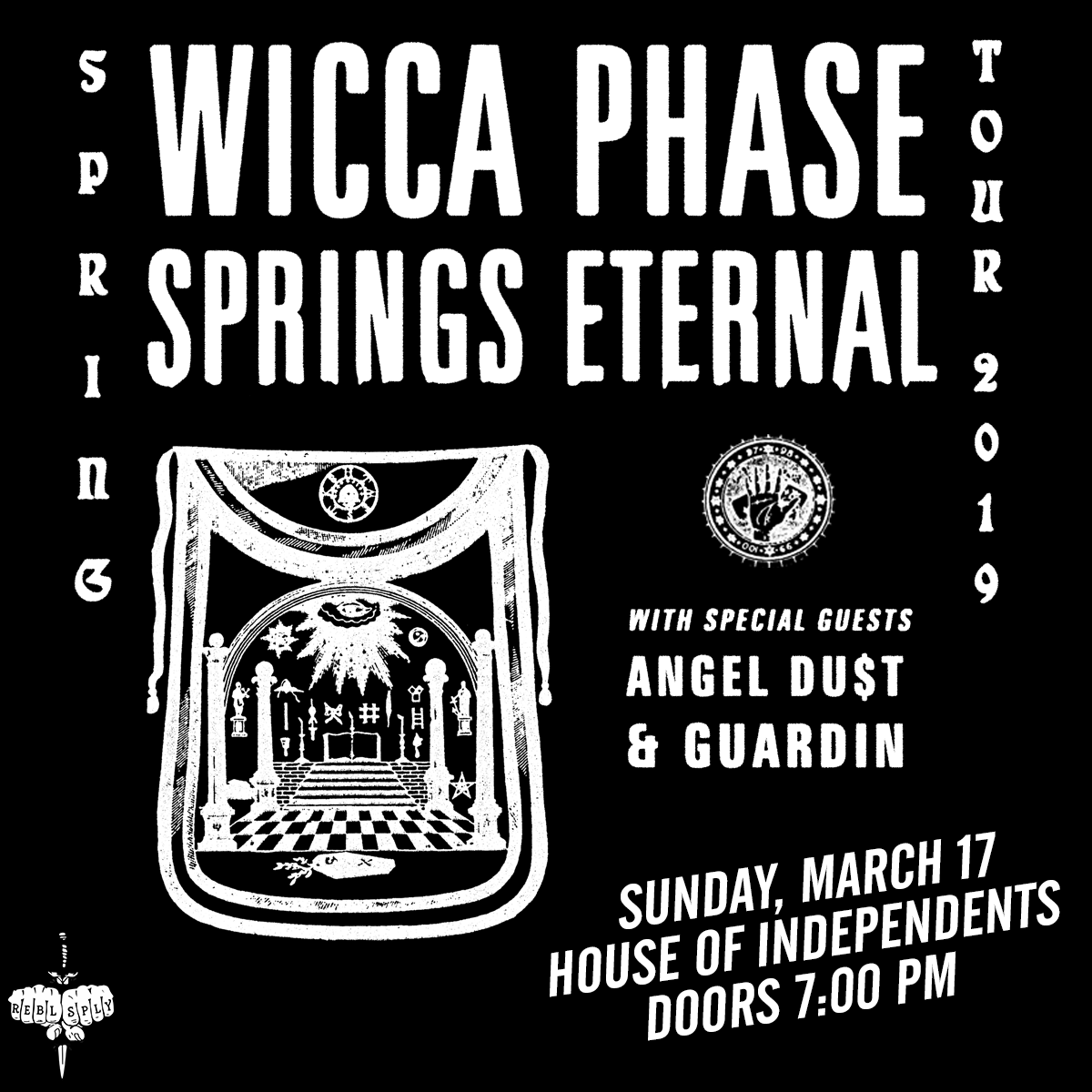 Wicca Phase Springs Eternal – House of Independents