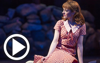Laura Osnes Dazzles With If I Loved You From Carousel