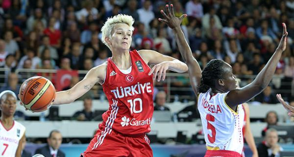 Turkish women's basketball team remain undefeated - Daily ...
