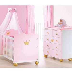 chambre bebe princesse caroline