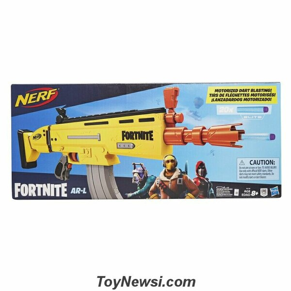 NYTF19 Hasbro Nerf Fortnite Official Images