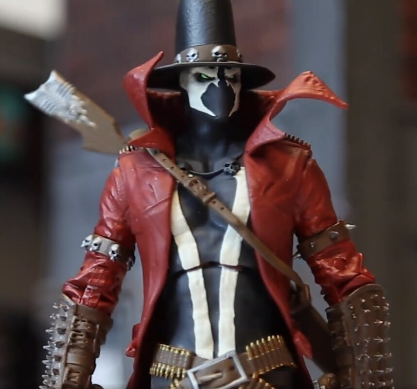 Todd Mcfarlane Teases More Spawn Action Figures For 2021 The Year Of Spawn