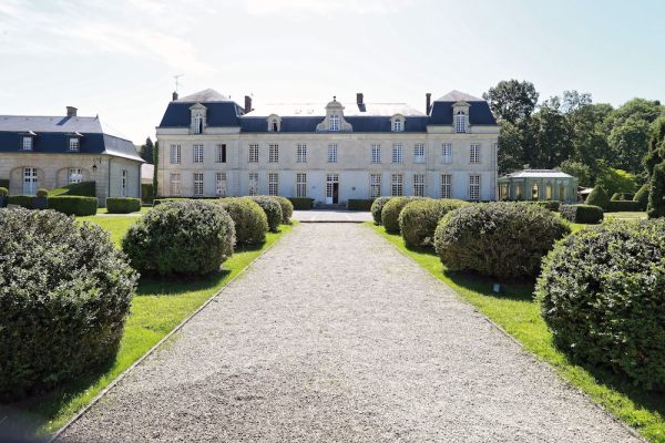wonderful french chateau review of chateau de courcelles - 1000×667