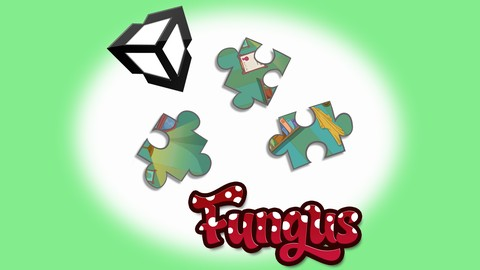 Create 2D Unity Puzzle Games with Fungus - Zero Coding