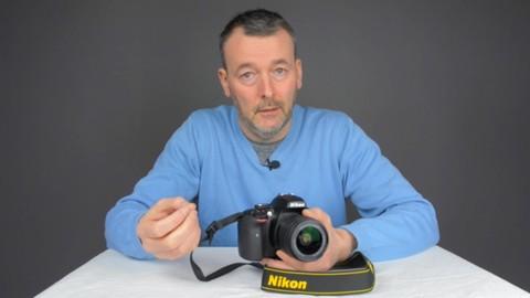 Photography - The Nikon D3400 DSLR Camera user course | Udemy