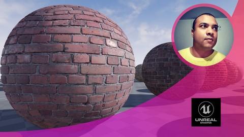 Curso Unreal Engine: Criando Materiais do básico ao avançado