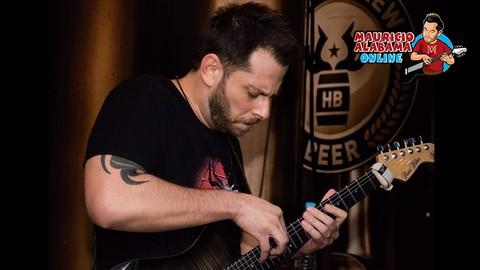 Harmonia Funcional na Guitarra, com Mauricio Alabama