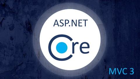 Master ASP.NET MVC Core 3