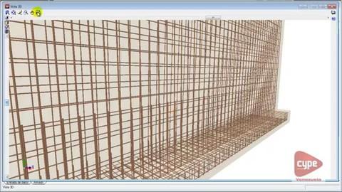 Cálculo e orçamento de muro de arrimo em concreto armado