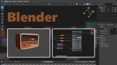 Introdução ao Blender 2.80