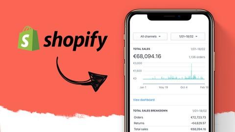 Criar loja virtual no shopify   curso completo