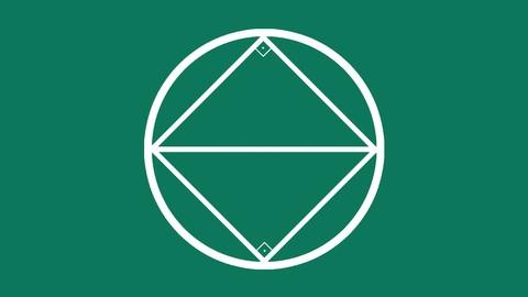 Trigonometria no triângulo retângulo | Nível do 1º ano do EM
