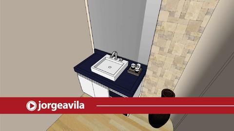 SketchUp para Interiores - Websérie Gratuita