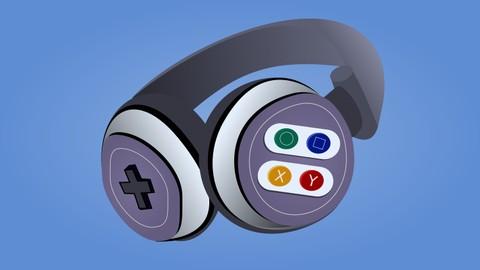 Diseño de sonido para videojuegos: aprende audacity y LMMS