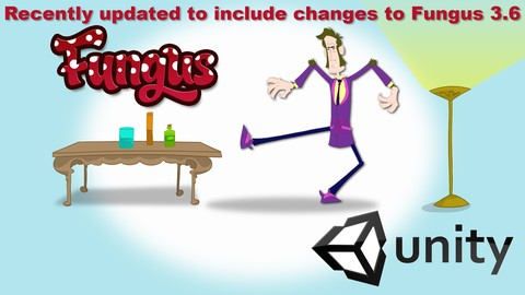 Make Unity 3D interactive games with Fungus - no coding!