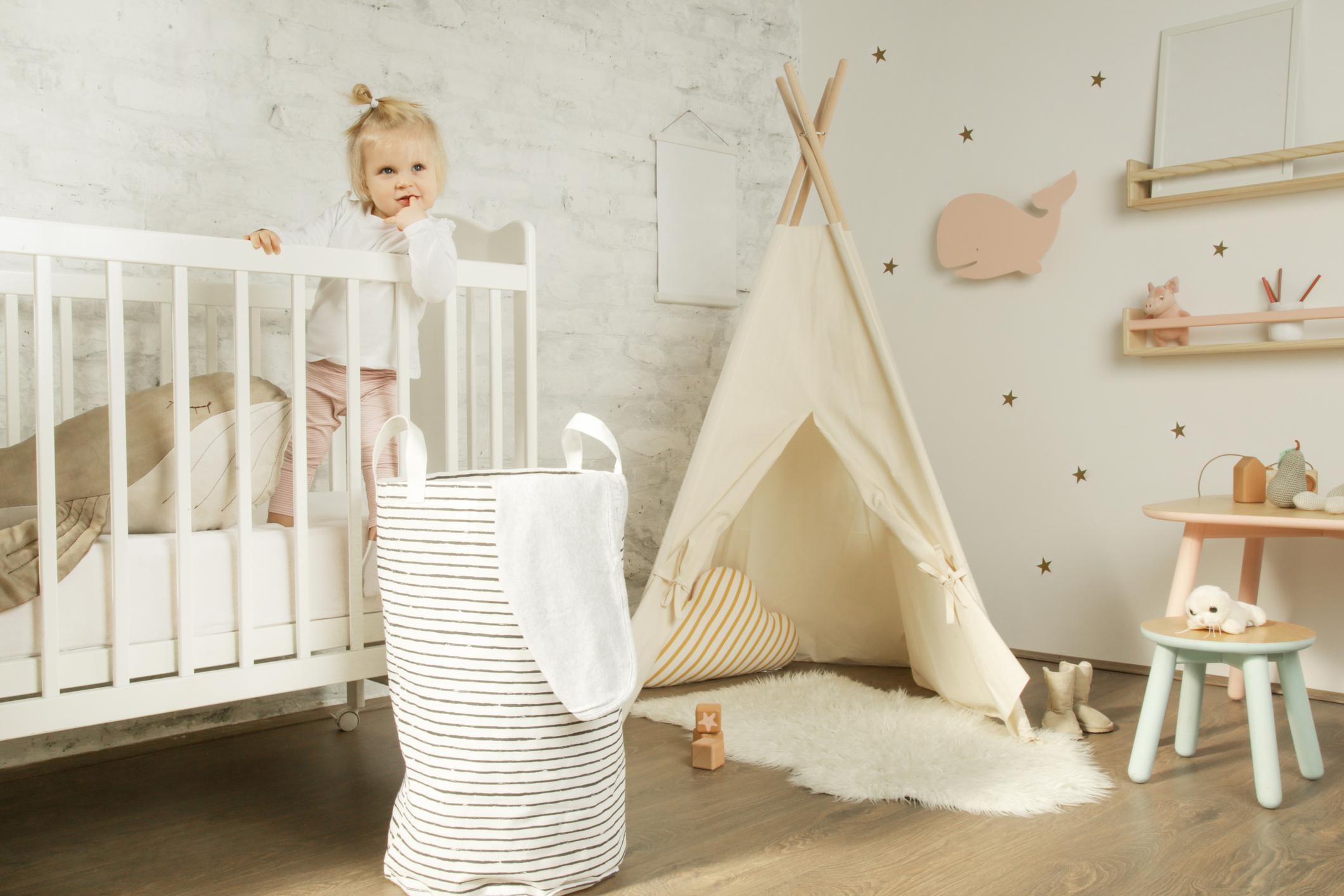 chambre de bebe on l amenage la plus