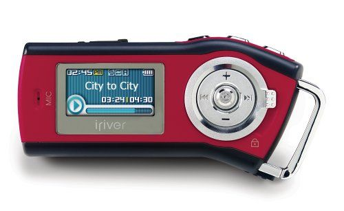 iRiver T10 512 MB MP3 Player with - FM Tuner For Sale ...