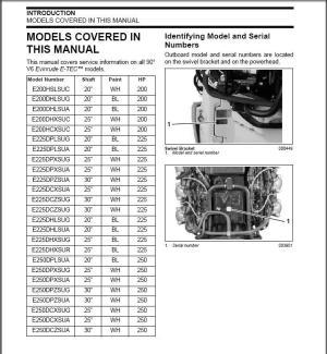 Evinrude Outboard Motor Serial Number Lookup  impremedia