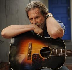 Jeff Bridges strikes a new chord in 'Crazy Heart' - USATODAY.com