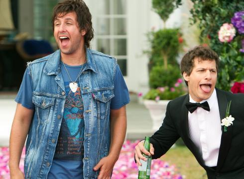 Adam Sandler & Andy Samberg in That's My Boy