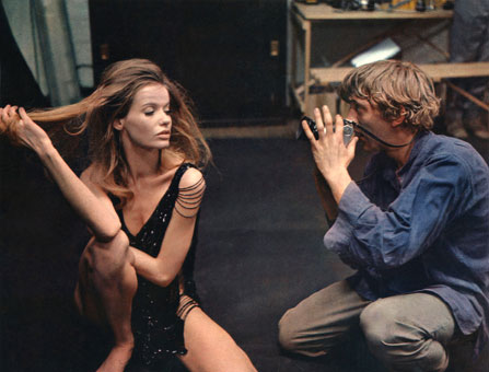 And Then We Lost Antonioni >> Michelangelo Antonioni Influenced Woody Allen And Was Discussed By