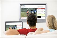 Intel Widi consente agli utenti di vedere contenuti dai propri  computer su TV a schermo grande.