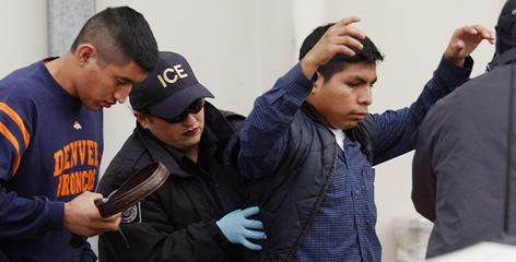 Image result for ice raids