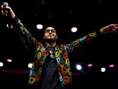 Egyptian rapper El Deeb's song Stand Up Egyptian encouraged protests against the regime of Egyptian President Hosni Mubarak.