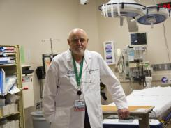 Dr. Stephen W. Hargarten helped many victims of the Sikh temple shooting in Wisconsin.