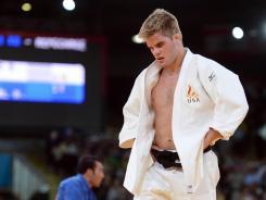 U.S. judo competitor Nicholas Delpopolo was 0-4.
