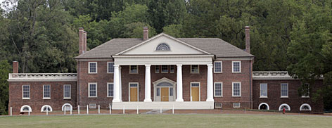 Montpelier, where the fourth U.S. president, James Madison, grew up and retired, has had a five-year, $24 million restoration. A new visitor center displays artifacts found during the project.